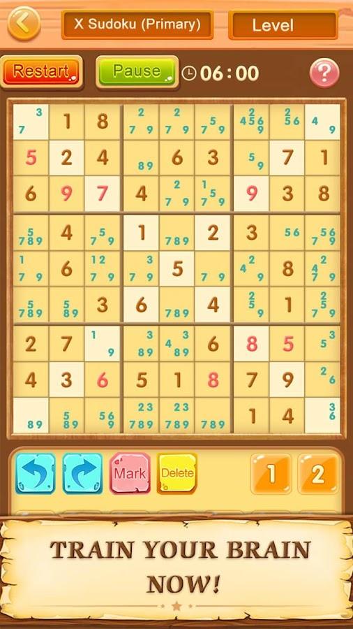 Sudoku Free Sudoku Solver Crossword Puzzle Games 2 10201 Apk