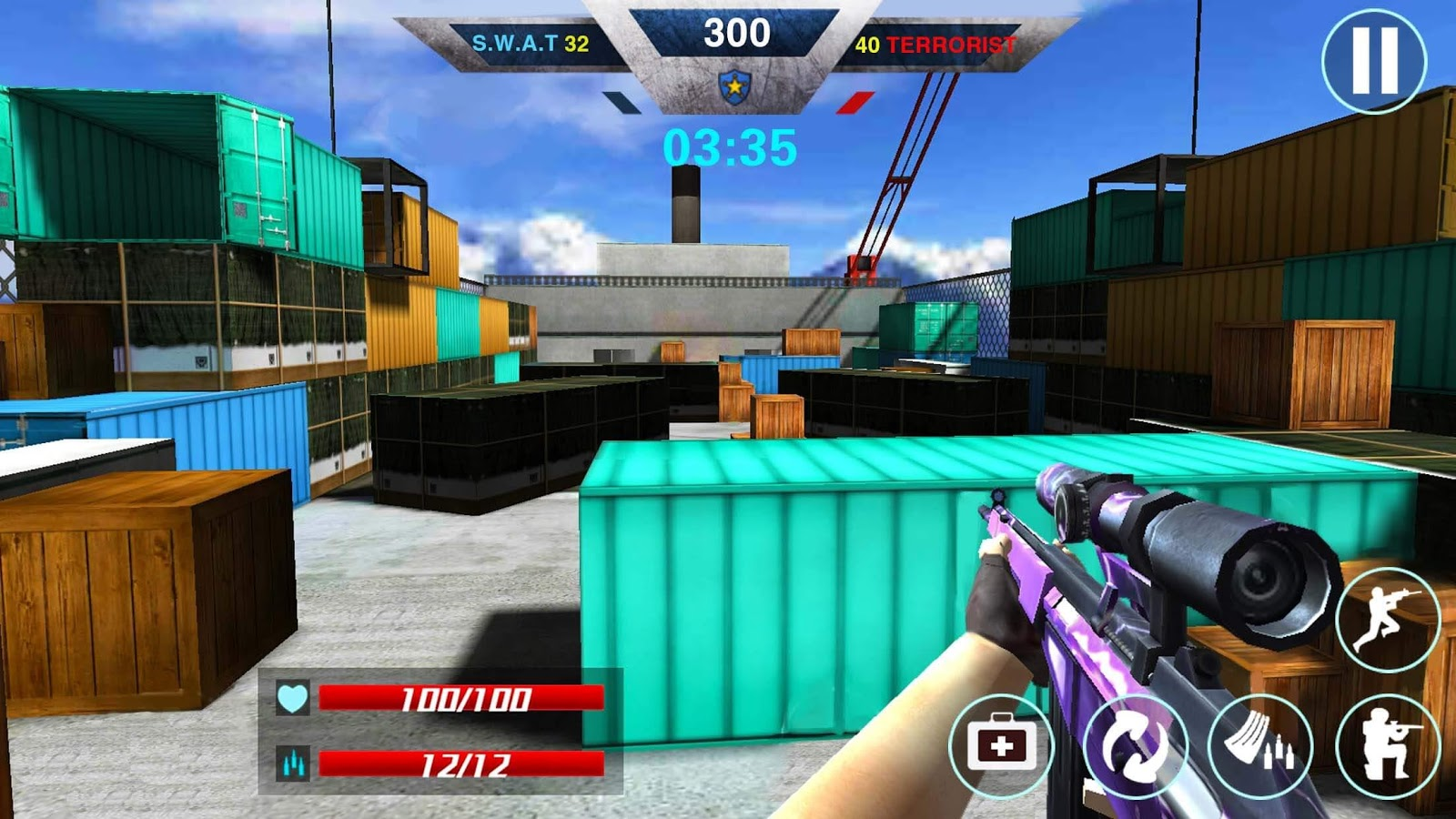 Elite Force Boom Gunner shooter 1 0 3 APK Download - Android Role