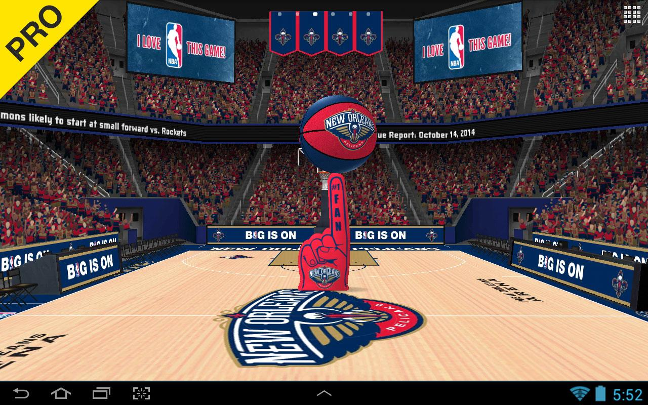 ... NBA 2016 Live Wallpaper 3.21 screenshot 11 ...