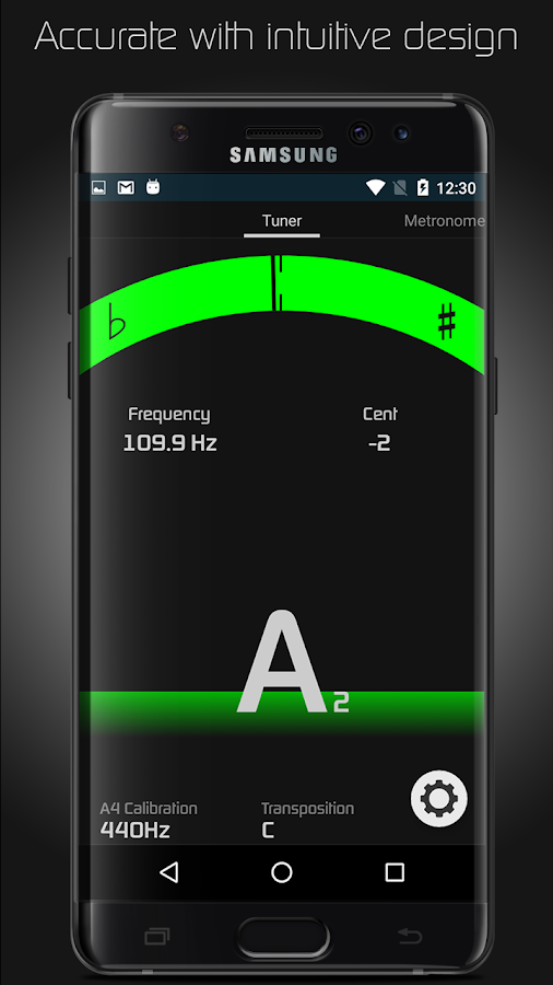 TunerPro (Metronome & Tuner) 1 0 3 APK Download - Android Tools Apps