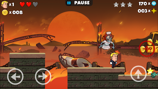 Trump vs. Zombie 6.3.0 screenshot 6
