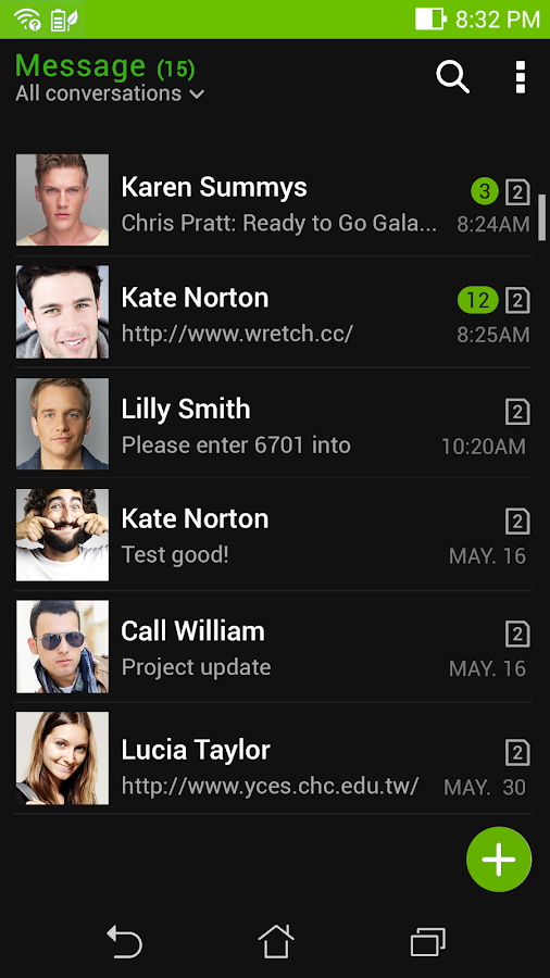 ASUS Messaging - SMS & MMS 22 0 0 26_180103 APK Download