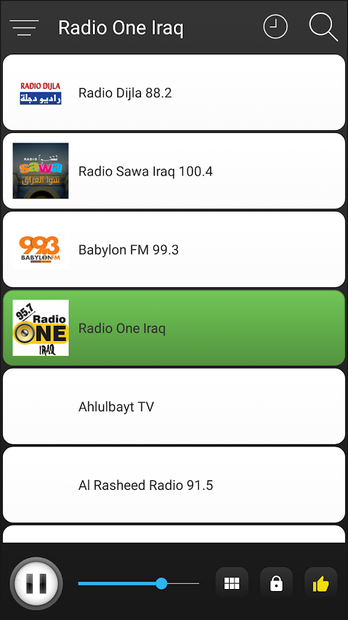 3873370a3 Iraq Radio FM Live Online 3.0.1 APK Download - Android Music & Audio ...
