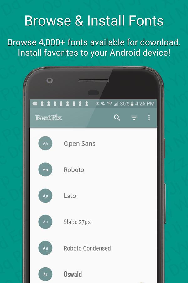 FontFix (Free) 4 4 6 0 APK Download - Android Tools Apps