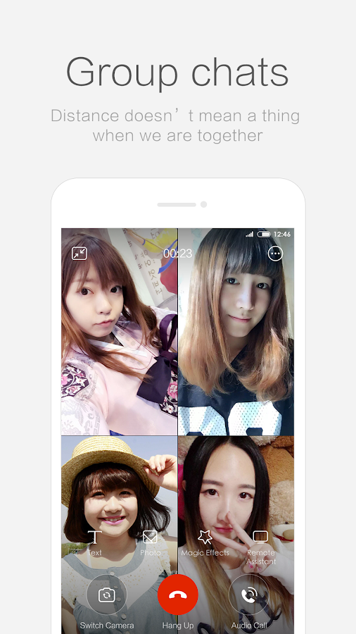 Mi Video Call 1 4 83 APK Download - Android Social Apps
