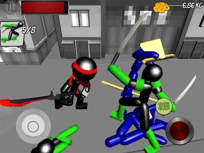 Stickman Ninja Fighting 1.04 screenshot 6