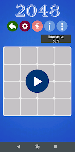 2048 1.0.6 screenshot 1