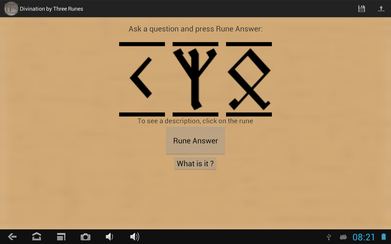 Odin Rune Divination 207 Apk Download Android Entertainment Apps