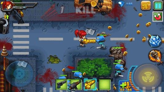 Zombie Killer - Hero vs Zombies 1.8 screenshot 4