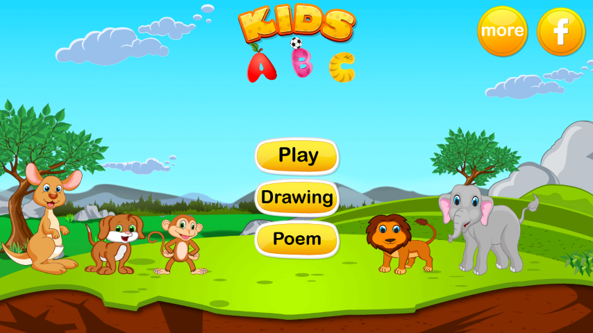 Kids ABCD & Nursery Rhymes 1 31 APK Download - Android