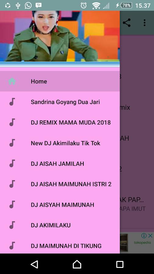goyang dua jari mp3 download