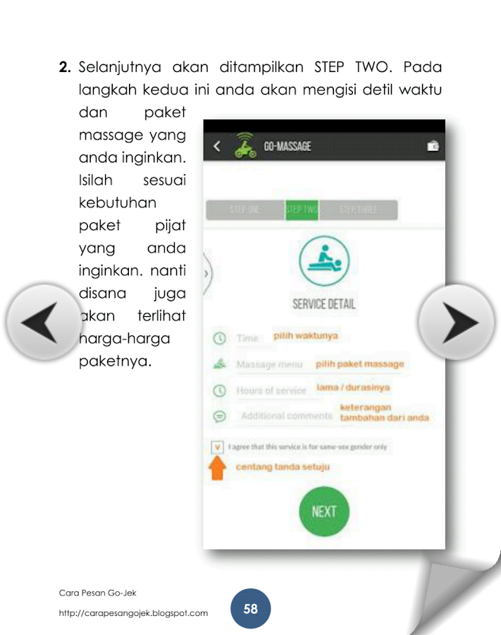 GOJEK PANDUAN LENGKAP v2 3 0 APK Download - Android Transportation Apps