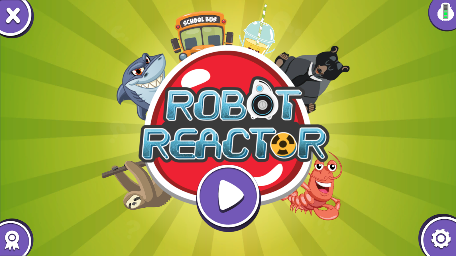Download Miko S Robot Reactor 3 2 19 APK Android