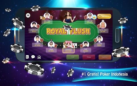 Java Poker Texas:Pulsa Free 1.3 screenshot 17
