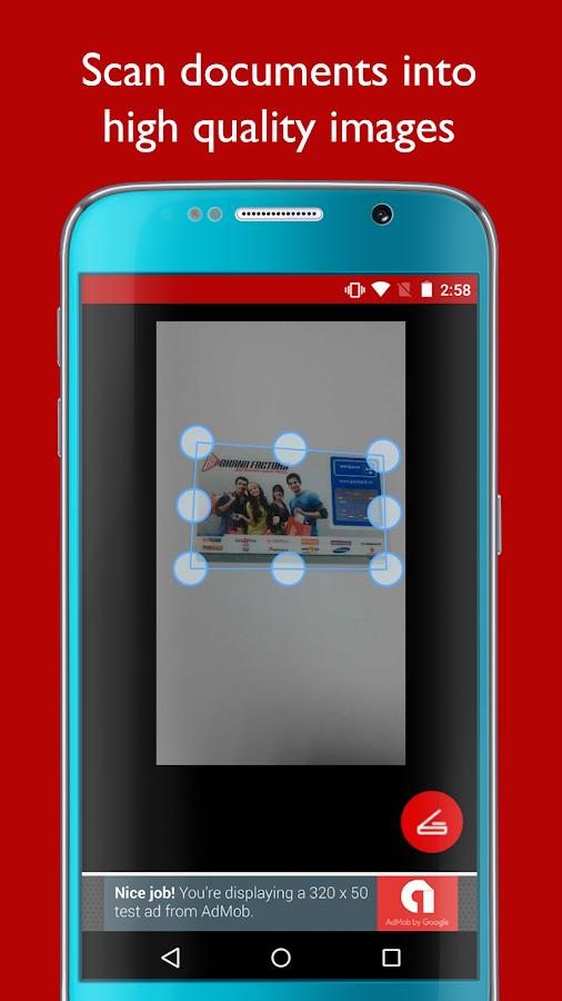 Mobile Document Scanner - Scan docments & cards 1 1 4 APK Download