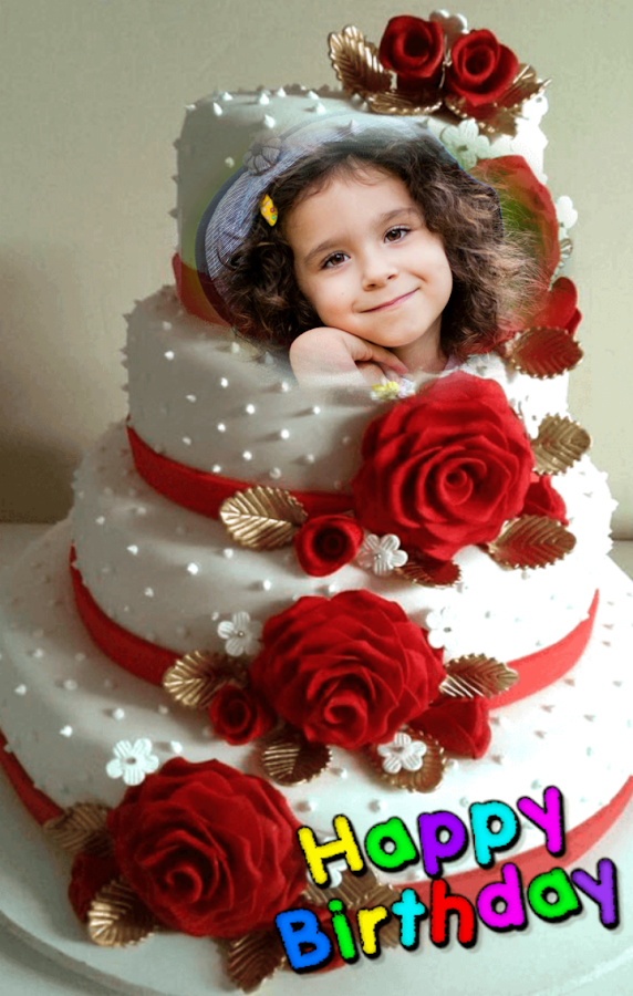 Happy Birthday Cake Frames 12 Apk Download Android Photography Apps