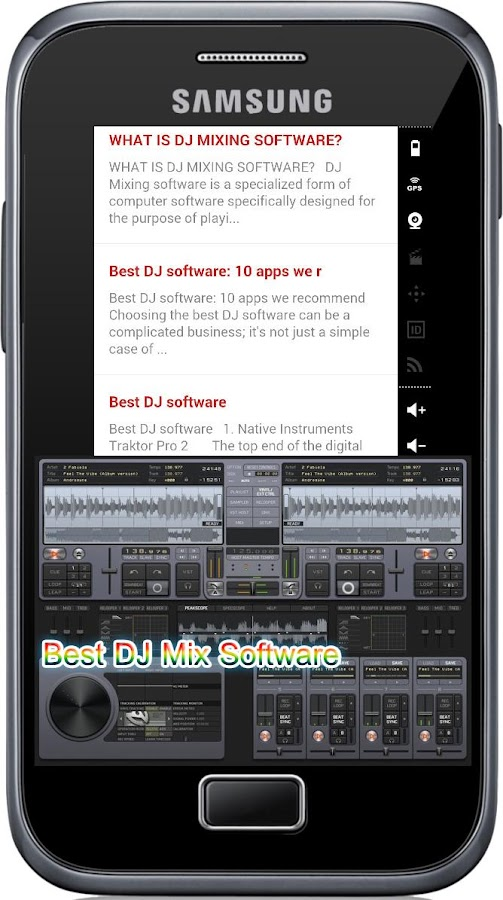 Best DJ Mix Software 1 0 APK Download - Android Music & Audio Apps