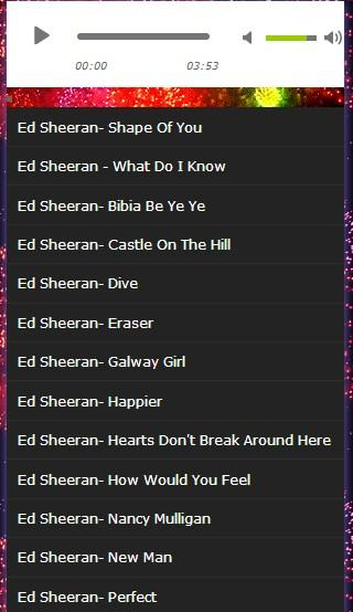 download shape of you song mp3