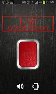 Lie Detector Simulator 1.4 screenshot 2