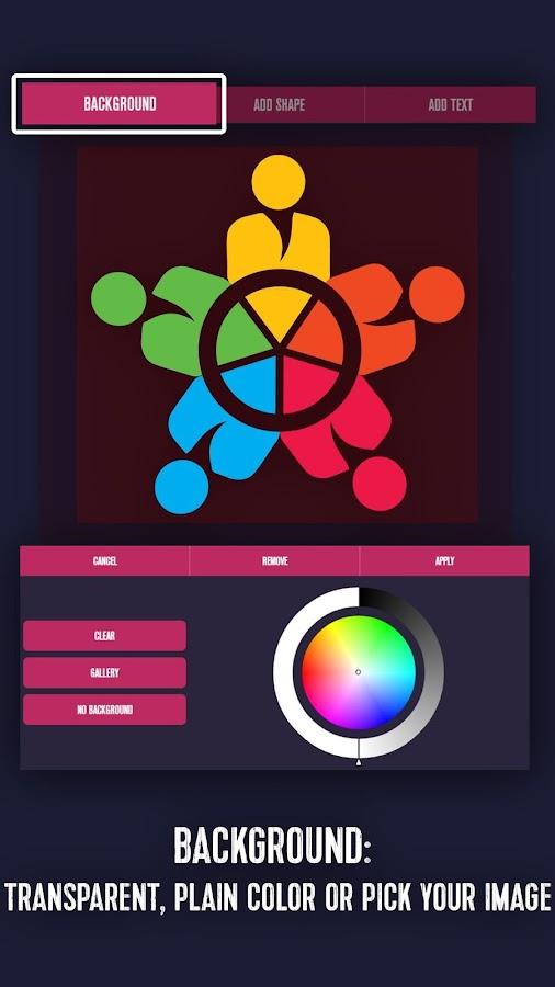 Logo generator logo maker 274 apk download android photography logo generator logo maker 274 screenshot 4 voltagebd Image collections