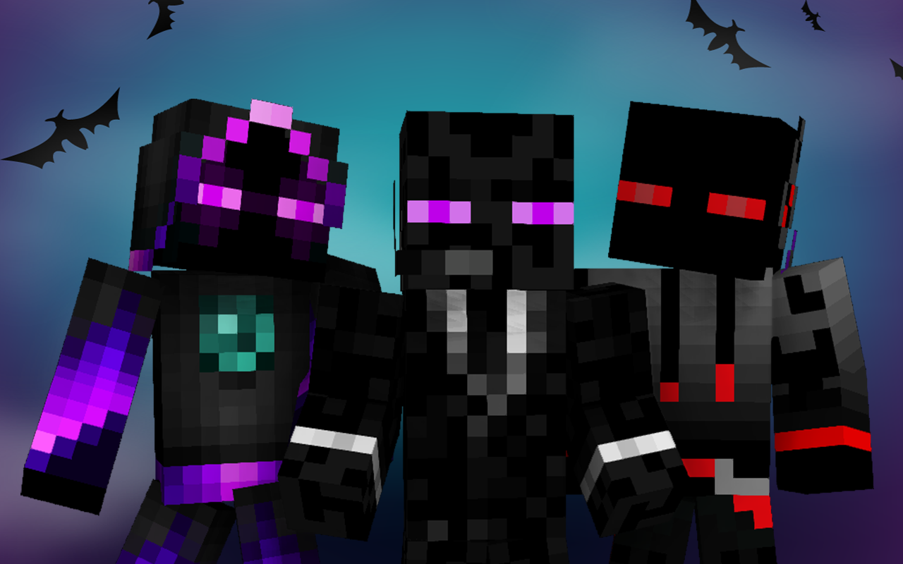 Skins Enderman For Minecraft 1 1 0 Apk Download Android