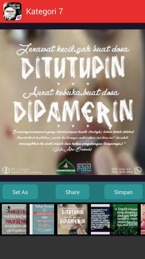 Dp Kata Mutiara Islam 12 Apk Download Android Cats
