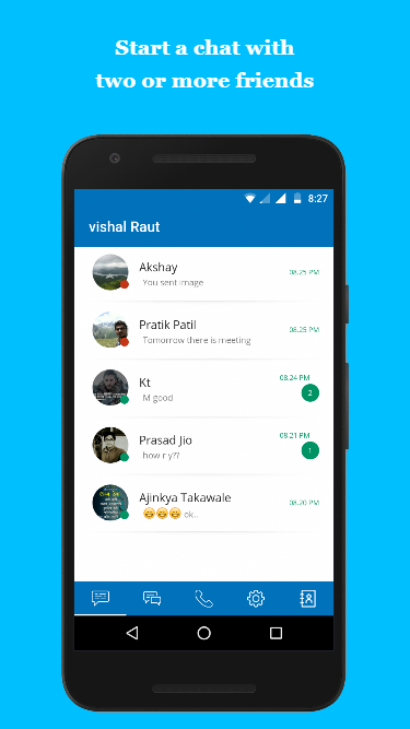 VOVO Earn Messenger 1 9 1803231800 APK Download - Android