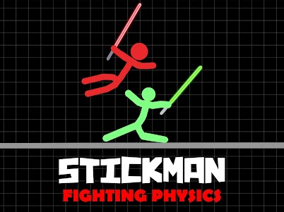 Stickman Fighting Physics Game 1.0 screenshot 1
