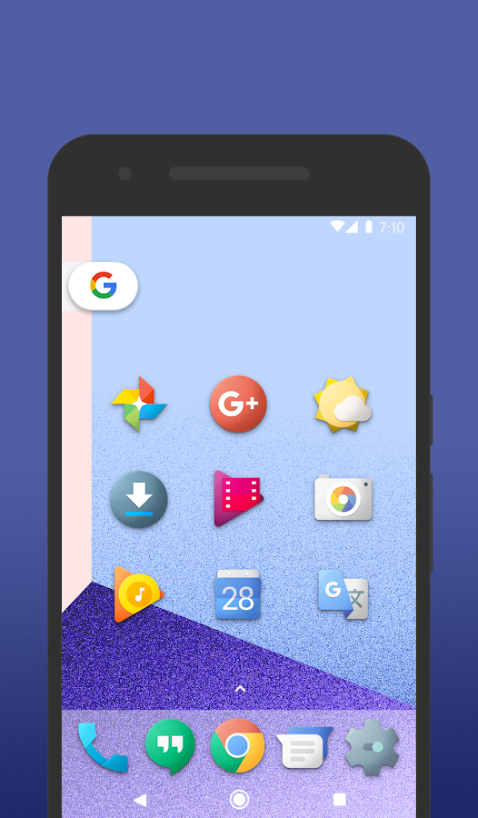 Chromatin UI - Icon Pack 8 5 APK Download - Android Personalization Apps