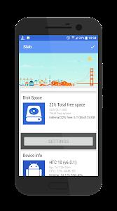 Slab Dashclock Host 1.0 screenshot 3