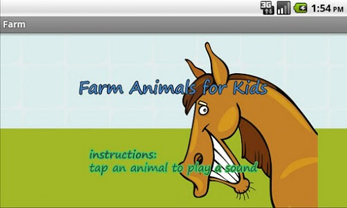 Farm Animals for Kids 2.0 screenshot 2