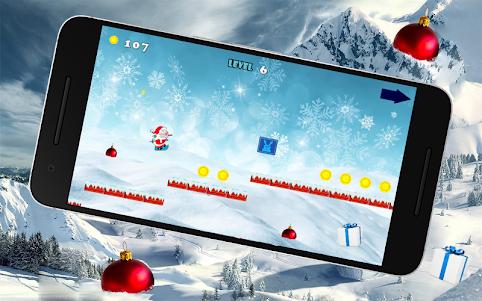 Noël skiing adventure 1.0 screenshot 8