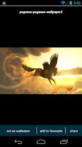 Pegasus Unicorn Wallpapers 2.2 screenshot 3