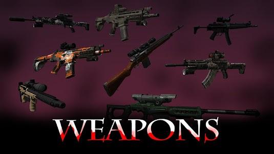 🧟Zombie Ops 3D shooter - sniper undead revenants 5.0.0 screenshot 3