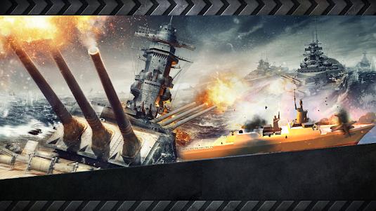 WARSHIP FURY - SEA BATTLESHIP 1.0 screenshot 3