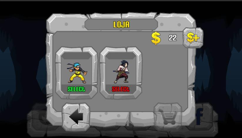 download game naruto ninja war konoha defenders