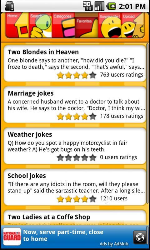 Fun Jokes 1 0 0 APK Download - Android Entertainment Apps