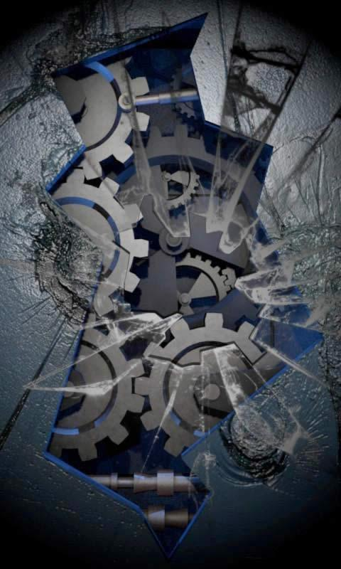 Mechanical Gear Live Wallpaper 5012 Apk Download Android