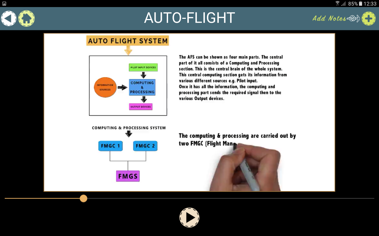 Airbus a320 systems cbt 10 apk download android education apps airbus a320 systems cbt 10 screenshot 5 fandeluxe Choice Image
