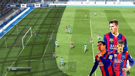 Dream League Soccer 3d 1.9 screenshot 1