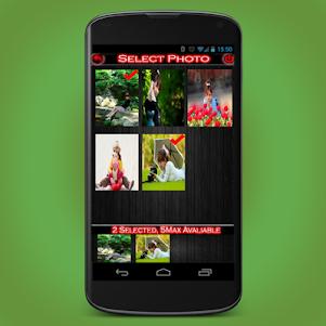 Photo Collage 2.2.0 screenshot 2