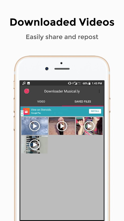 musical ly video status download