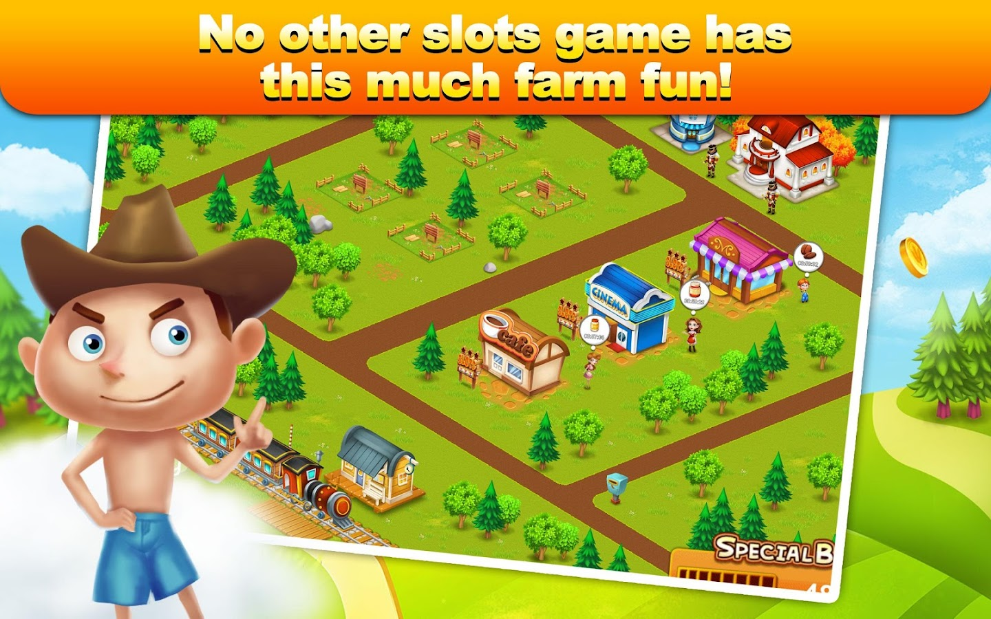 slot farm free download