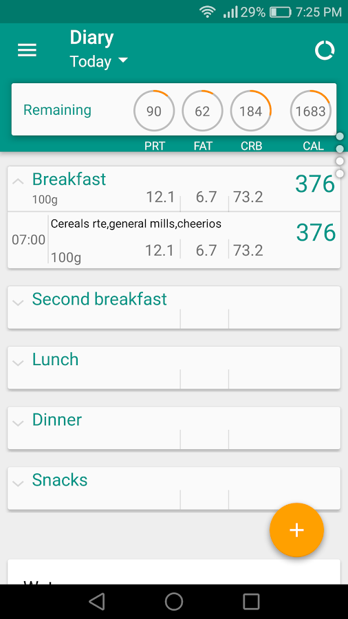 diary of nutrition 1 2 2 apk download android health fitness apps