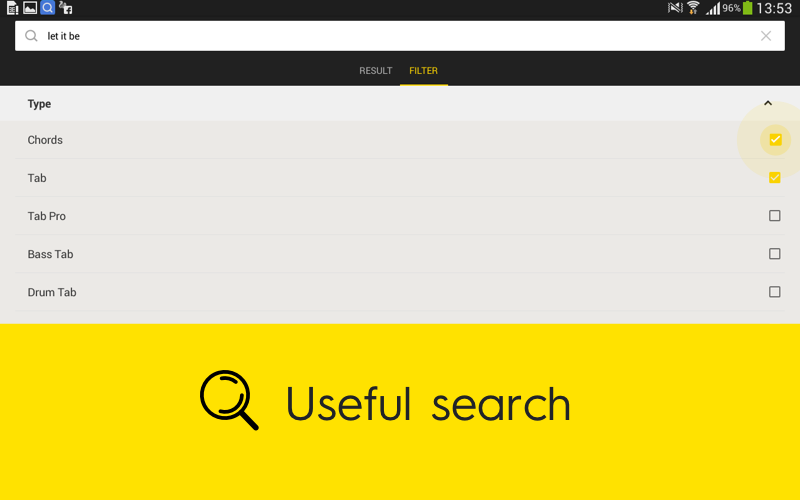 Tabs & Chords 1.1.11 APK Download - Android Music & Audio Apps