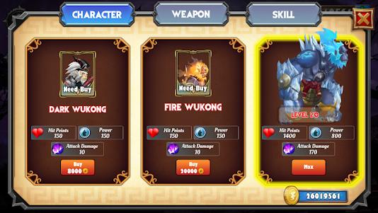 Battle of Wukong 1.1.6 screenshot 4