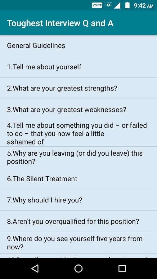 Interview Questions and Answers 1 1 APK Download - Android