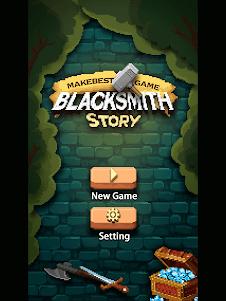 Blacksmith Story-Pixel Game 3.2.0 screenshot 9
