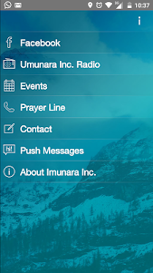 Umunara Inc. 1.1.0.0 screenshot 1