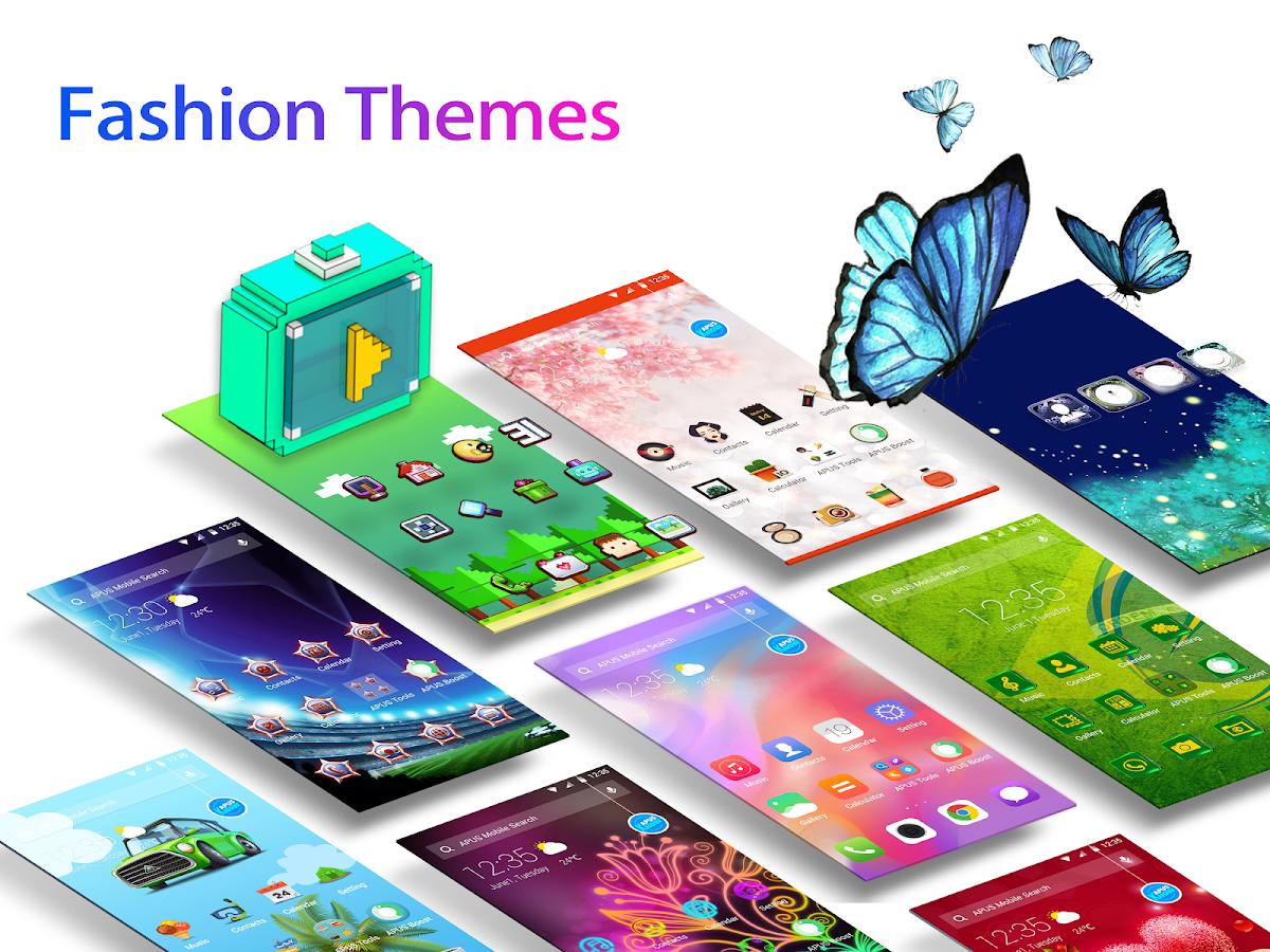 APUS Launcher - Theme, Wallpaper, Hide Apps 3 10 10 APK